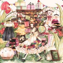 Flower Dressmaker