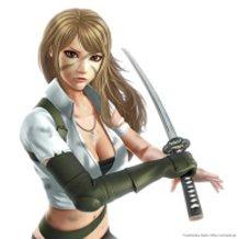 Video games character artwork
