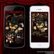 "HYDE x ToysField Collab ""USAGI -HANE USA-"" Smartphone App Launches!"