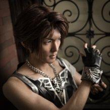 Dissidia Duodecim Final Fantasy Squall Leonhart