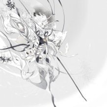 cluster amaryllis-White