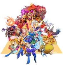 Hyrule Warriors (Zelda Musou)