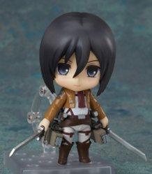 Mikasa Ackerman Nendoroid (Pre-order)