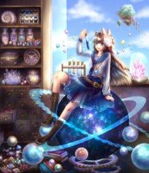 Stardust Shop Magic Goods Store Shopkeeper