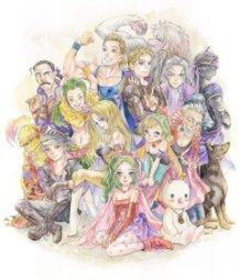final fantasy6 - 20th anniversary