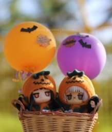 Nendoroid Halloween Theme Photography