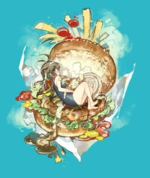 11 Chicken Burger