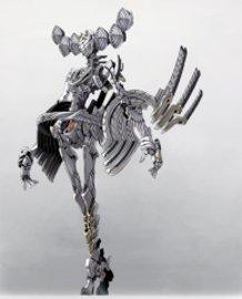 Black Swan Robot