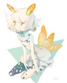 White Sea Slug-Chan