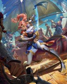 Mobius Final Fantasy - FFV Faris