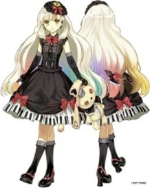 The Axe Wielding Gothic Lolita Vocaloid, Mayu, Debuts in VOCALOID3 Library MAYU