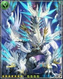 [White Stone] Crystal Dragon
