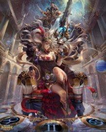 Polaris Queen Cassiopeia