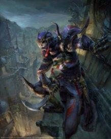 Mobius Final Fantasy - Assassin