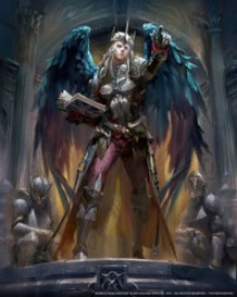 Mobius Final Fantasy - Solomon