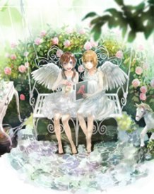 An angel's secret place