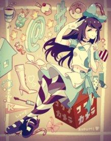 Alice in twitterland