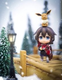 Eevee and Me