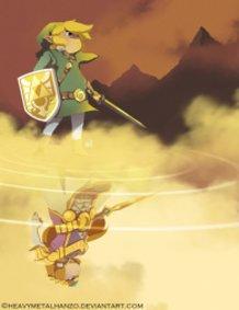 The Legend of Zelda-A World Divided
