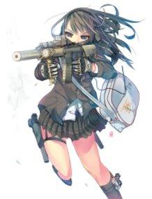 militaryHigh Schoolgirl