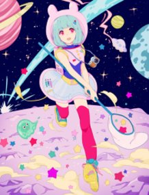 Cosmic Stoll