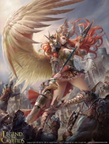 Legend of the cryptids Eriselle ( advance  version)