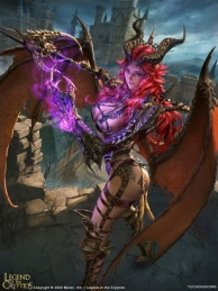 LOC-Dragon's Eyes Zestrae