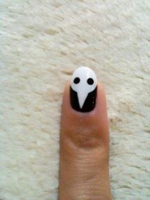 Evangelion Nails! Closeup View!