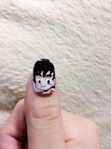 Dragon Ball Nails☆
