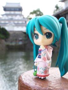 In the Kokura castle.