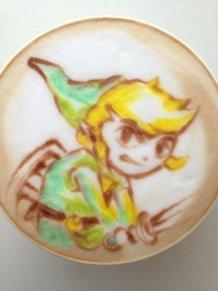 Link@The Legend of Zelda