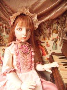 Piano-Playing Girl