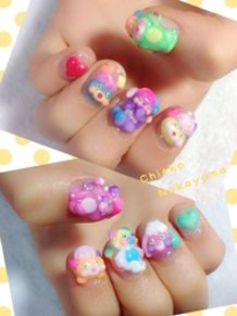 Popples Nails
