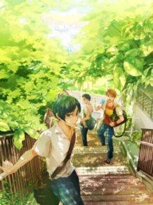 School Route in Summer