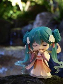 Nendoroid Hatsune Miku: Harvest Moon Ver.