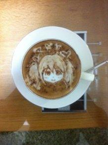"""Kawaii"" Characters Latte Art!"
