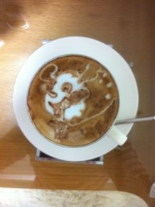 30 Pictures of Beautiful Latte Art!
