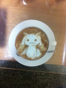 30 Pictures of Beautiful Anime Latte Art!