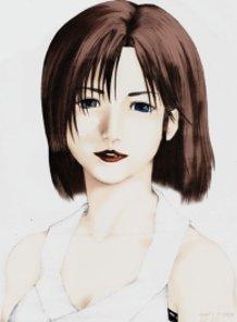 FinalFantasy-X (Yuna)