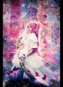 Madoka :Between Space and Time