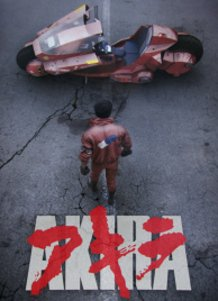 Akira - Live Action Poster