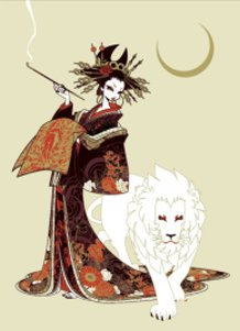 Hachi (Digital Image)