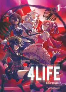 4LIFE, my manga is available !