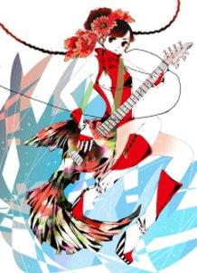Goldfish Bass Guitar