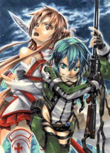 Asuna & Shinon