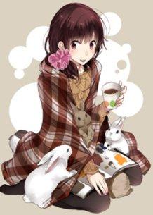 Blanket Girl