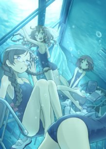 School Swimsuits Part 1