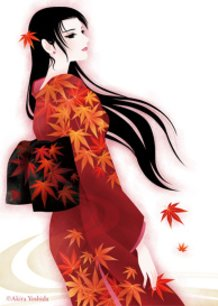 "Japan Beauty ""Autumn Breeze"""