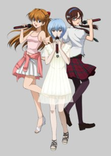 Evangelion: 3.0 Commemorative Post - Sing Evangelion Songs and Win Great Prizes on Joysound!