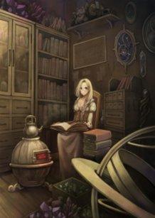 Alchemist's  atelier